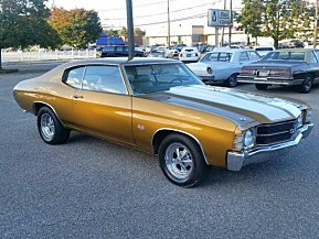 1972 Chevrolet Chevelle for sale 100816195