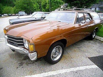1972 Chevrolet Chevelle for sale 100818498