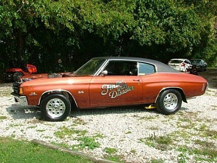 1972 Chevrolet Chevelle for sale 100826601