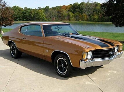 1972 chevrolet chevelle for sale 100831452 - Old Muscle Cars For Sale