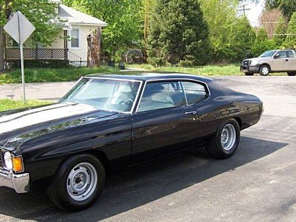1972 Chevrolet Chevelle for sale 100837518