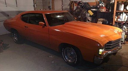 1972 Chevrolet Chevelle for sale 100852005