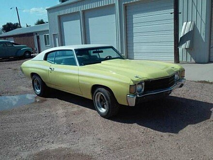 1972 Chevrolet Chevelle for sale 100871587
