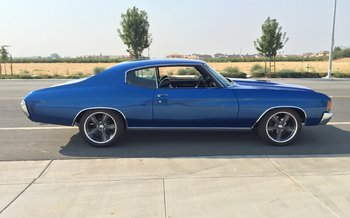 1972 Chevrolet Chevelle for sale 100891448