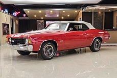 1972 Chevrolet Chevelle for sale 100907631