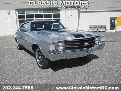 1972 Chevrolet Chevelle for sale 100909429
