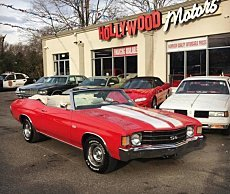 1972 Chevrolet Chevelle for sale 100934592