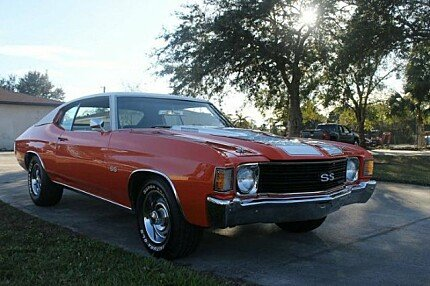 1972 Chevrolet Chevelle for sale 100945334