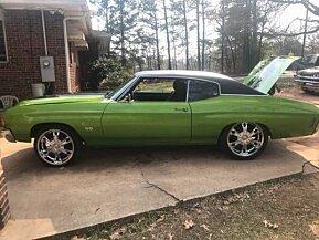 1972 Chevrolet Chevelle for sale 100952634