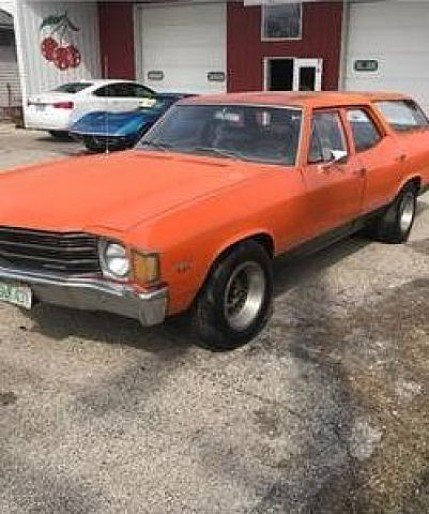 1972 Chevrolet Chevelle for sale 100977346