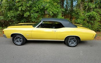 1972 Chevrolet Chevelle for sale 100985196