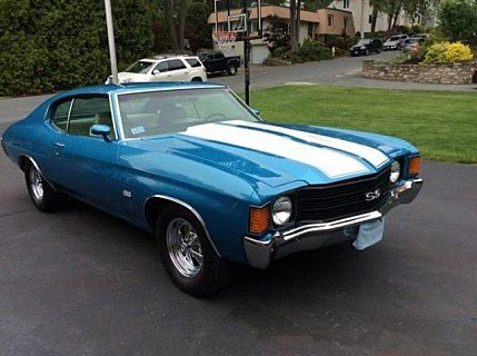 1972 Chevrolet Chevelle for sale 100988370