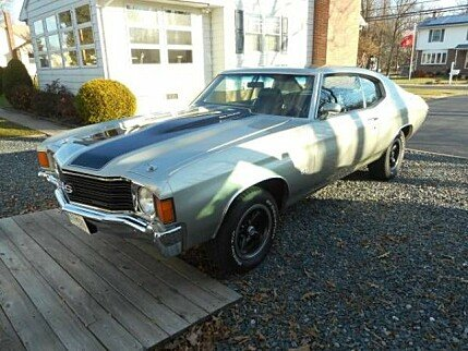 1972 Chevrolet Chevelle for sale 100990020