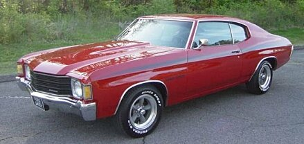 1972 Chevrolet Chevelle for sale 100990954