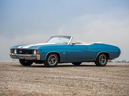 1972 Chevrolet Chevelle for sale 100995209