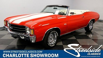 1972 Chevrolet Chevelle for sale 100995747