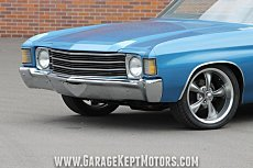 1972 Chevrolet Chevelle for sale 100998422