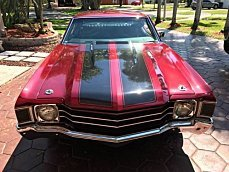 1972 Chevrolet Chevelle for sale 101004474