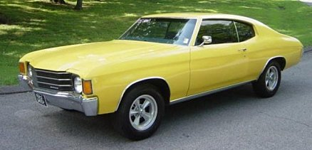 1972 Chevrolet Chevelle for sale 101007432