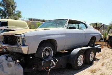 1972 Chevrolet Chevelle for sale 101008353
