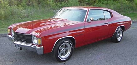 1972 Chevrolet Chevelle for sale 101008880