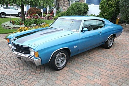 1972 Chevrolet Chevelle for sale 101012586