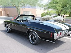 1972 Chevrolet Chevelle for sale 101018719