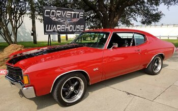 1972 Chevrolet Chevelle SS for sale 101022368