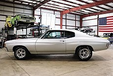 1972 Chevrolet Chevelle for sale 101029491
