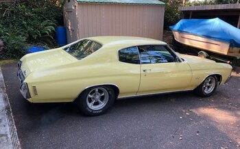 1972 Chevrolet Chevelle SS for sale 101032219