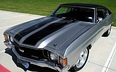 1972 Chevrolet Chevelle for sale 101040660