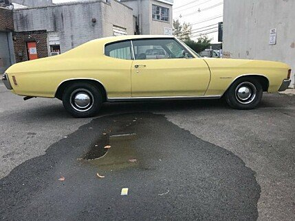 1972 Chevrolet Chevelle for sale 101045078