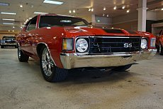 1972 Chevrolet Chevelle for sale 101047499