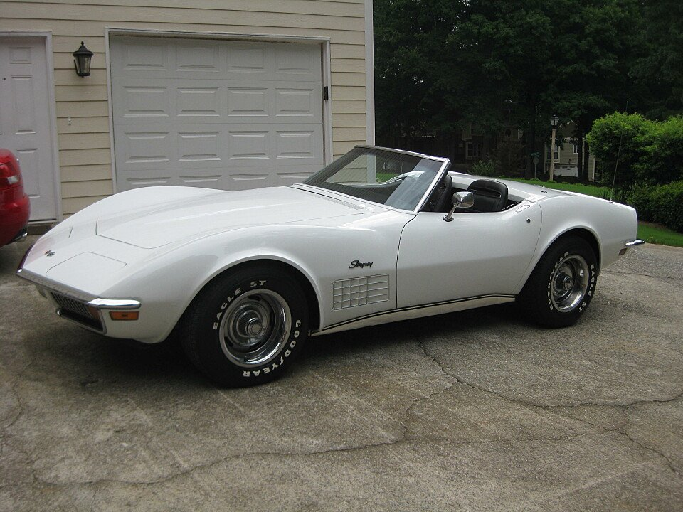 1972 chevrolet corvette for sale near norcross georgia 30092 classics on autotrader. Black Bedroom Furniture Sets. Home Design Ideas