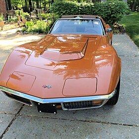 1972 Chevrolet Corvette Convertible for sale 100737742