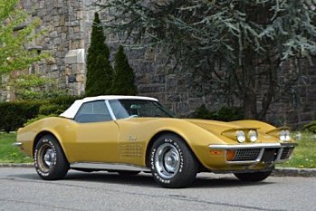 1972 Chevrolet Corvette for sale 100757347
