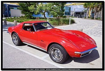 1972 Chevrolet Corvette for sale 100766497