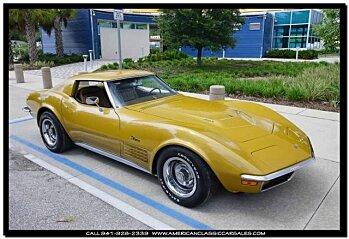 1972 Chevrolet Corvette for sale 100769965