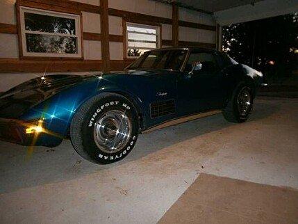 1972 Chevrolet Corvette for sale 100826201