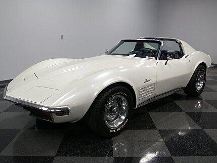 1972 Chevrolet Corvette for sale 100847773