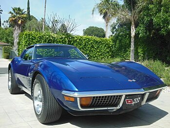 1972 Chevrolet Corvette for sale 100866244