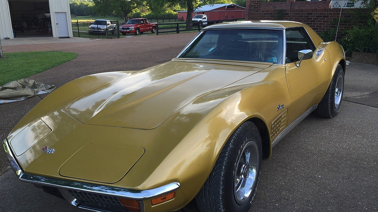 1972 Chevrolet Corvette for sale 100769146