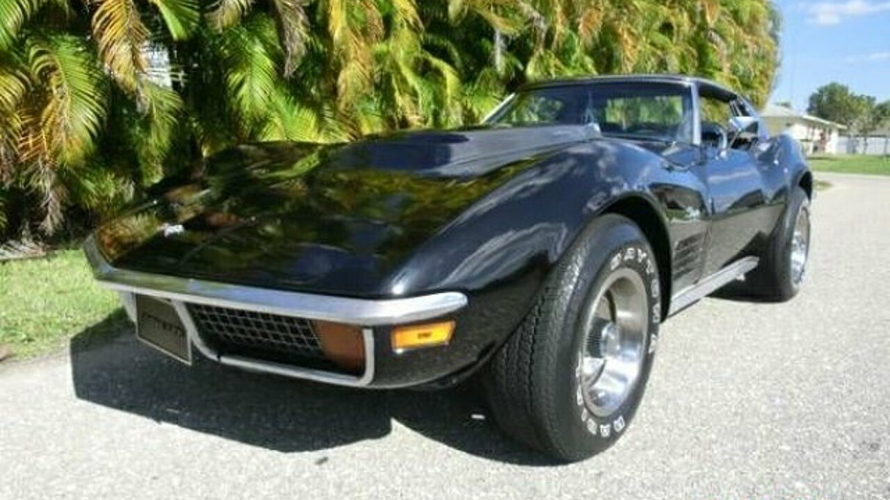 1972 Chevrolet Corvette for sale 100855419