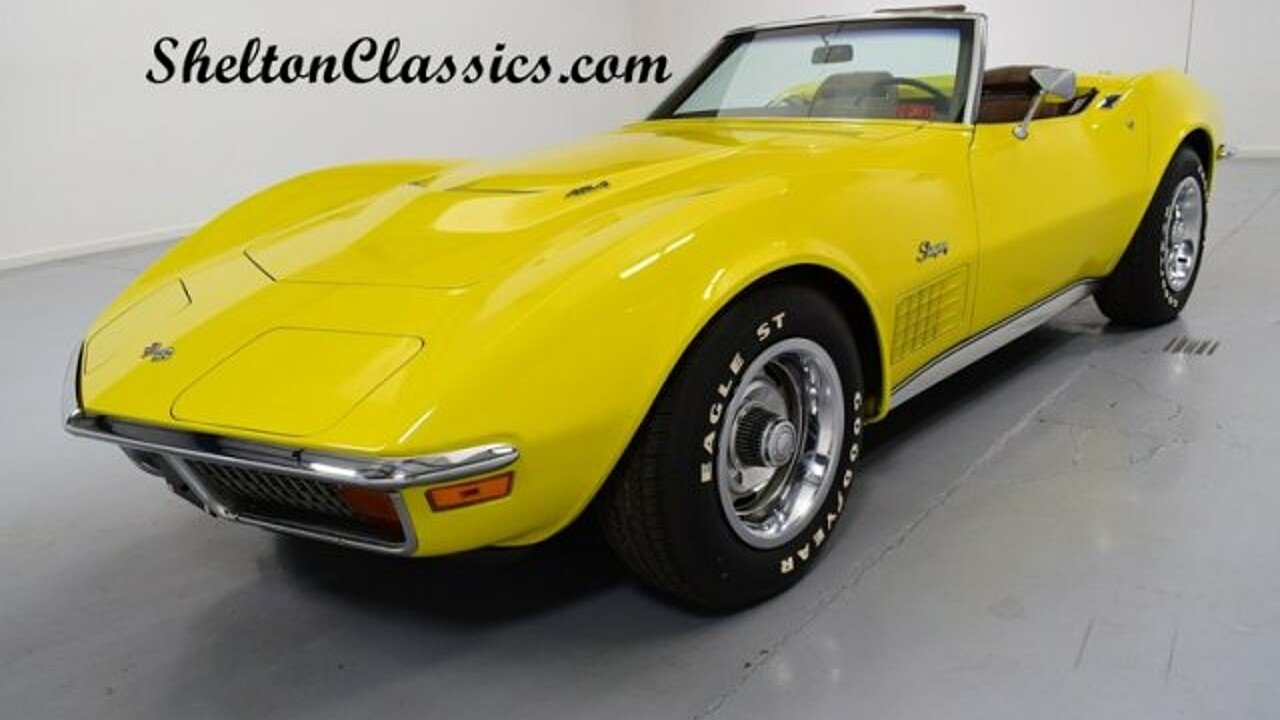 1972 Chevrolet Corvette for sale 100870922