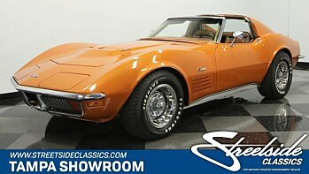 1972 Chevrolet Corvette for sale 100930431