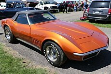 1972 Chevrolet Corvette for sale 100722474