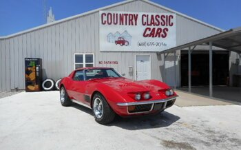 1972 Chevrolet Corvette for sale 100748881