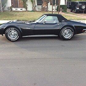 1972 Chevrolet Corvette Convertible for sale 100768174