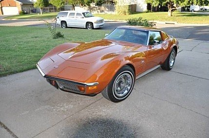 1972 Chevrolet Corvette for sale 100826462