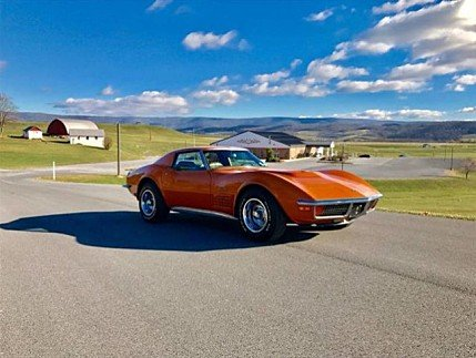 1972 Chevrolet Corvette for sale 100872356